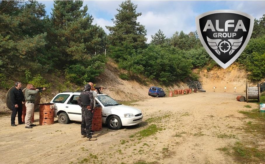 piknik strzelecki Alfa Group